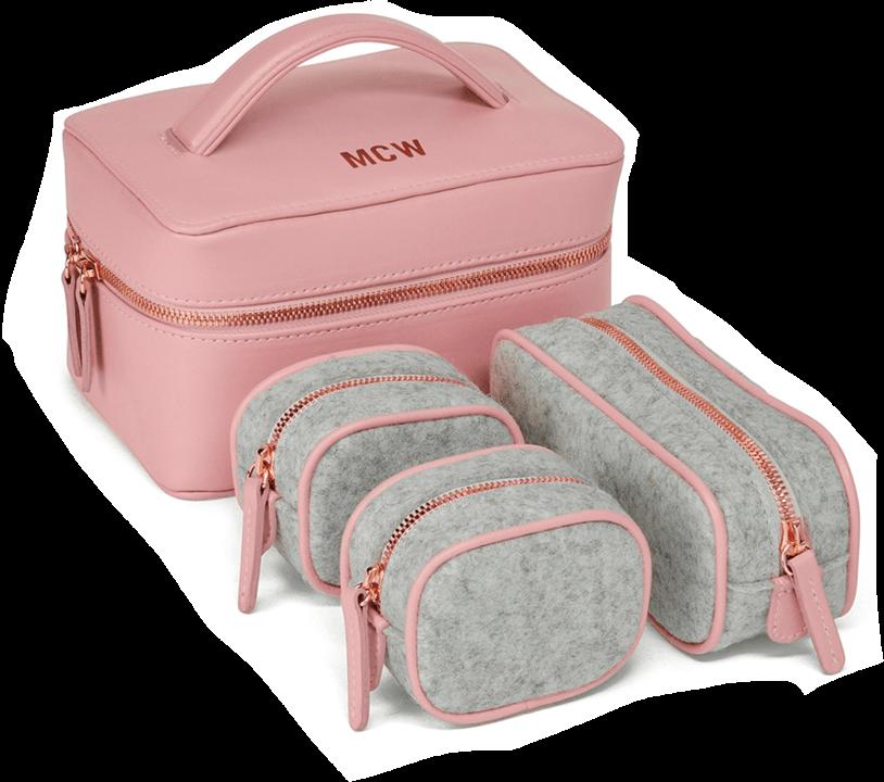 goop x Graf Lantz Personalized Leather Bento Box