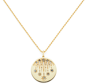 venyx gold necklace