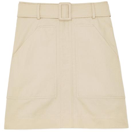 Fox Miniskirt
