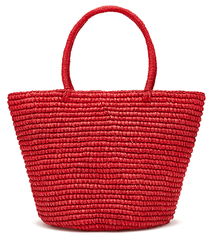 Sensi Studio red bag