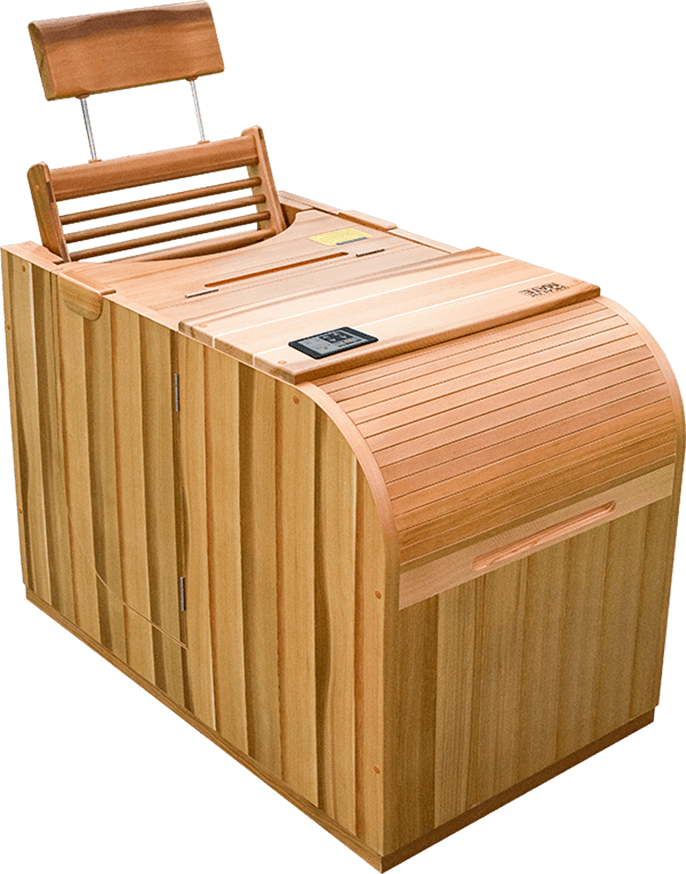 Ultimate Recline Personal Infrared Sauna