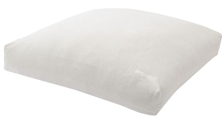 goop x CB2 floor pillow