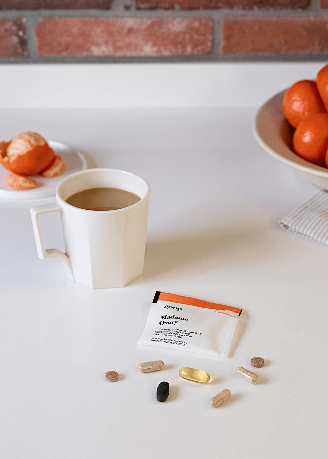 Madame Ovary Vitamin Subscription