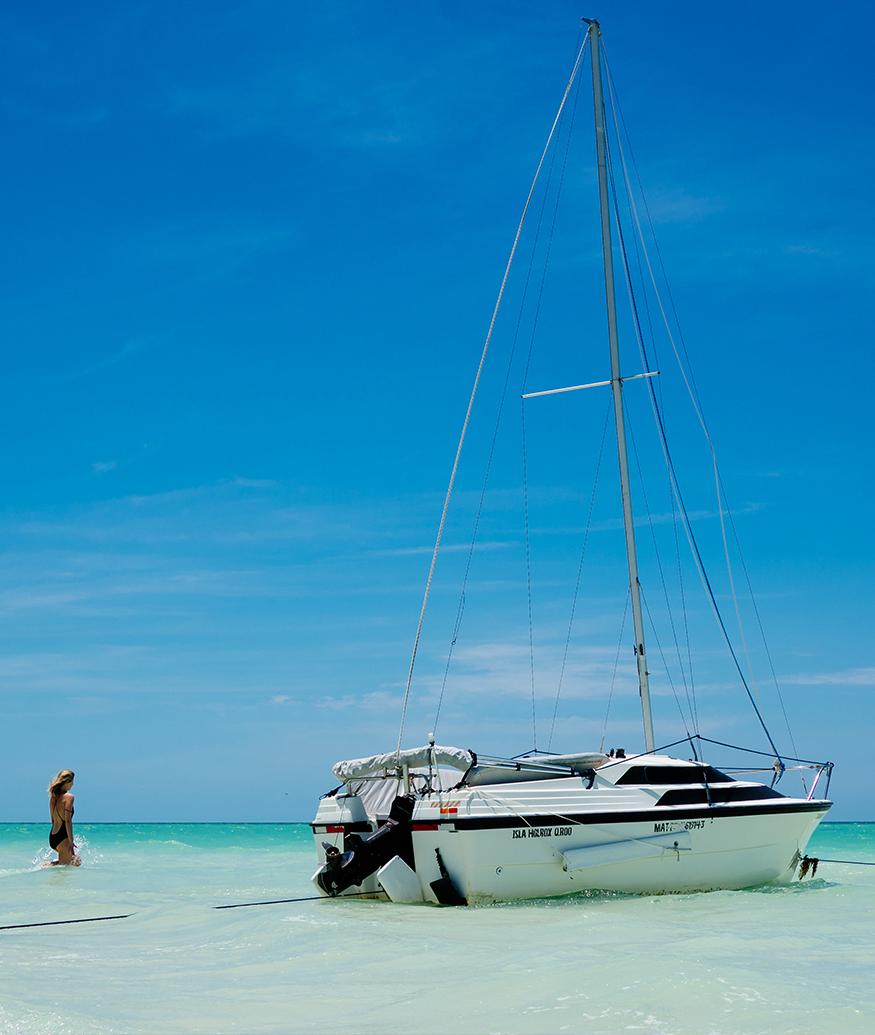 HolboXtreme sail tours
