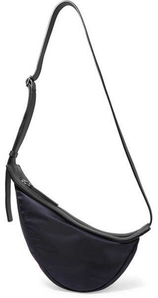 THE ROW Large shell shoulder bag