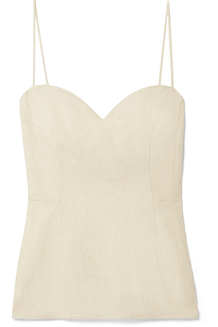 Theory Linen camisole