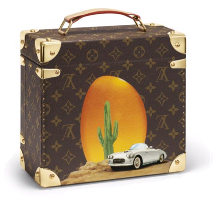Louis Vuitton Les Colognes Trunk
