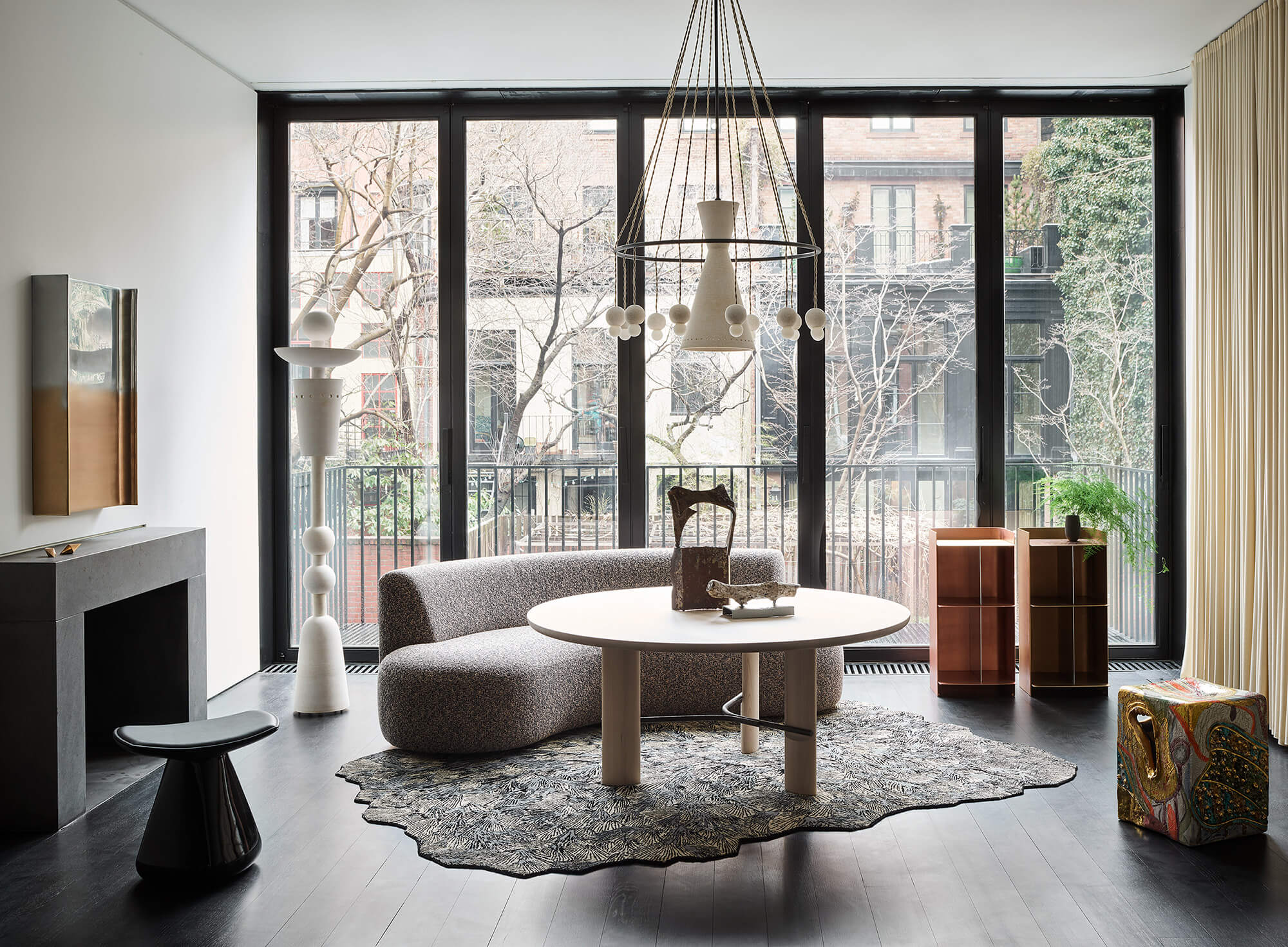 f8a44bacf0df Casa Perfect New York: The Gallery Space Merging Art, Design, and  Irreverence