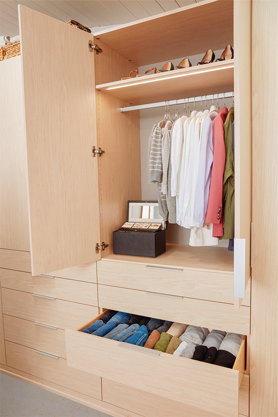 Closet After Open