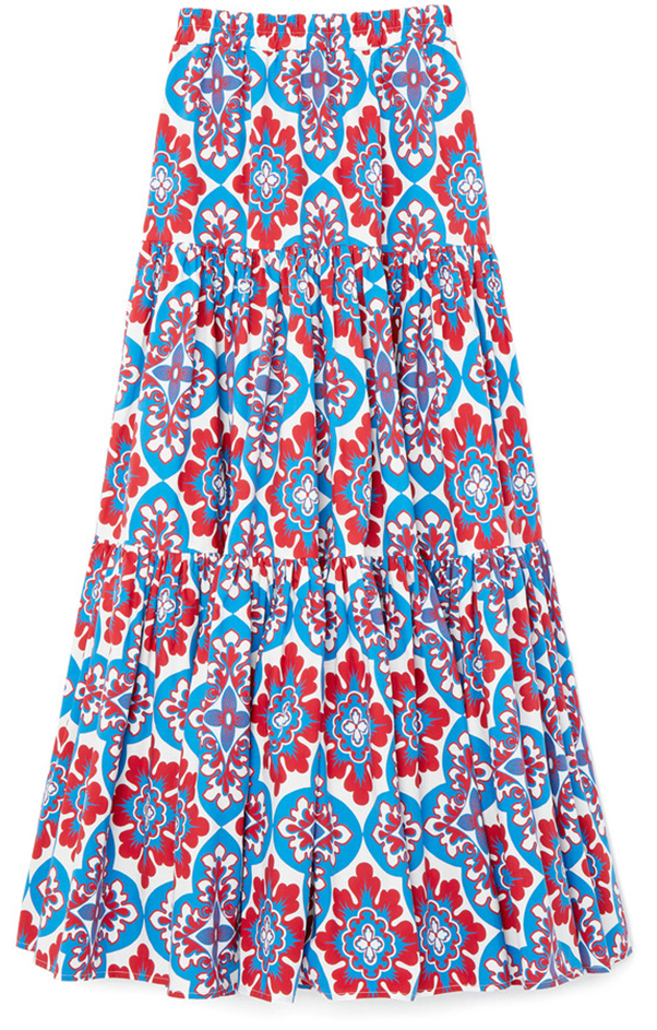 goop x La DoubleJ Skirt