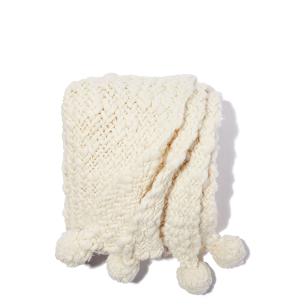 SIEN + CO Nube Handwoven Throw
