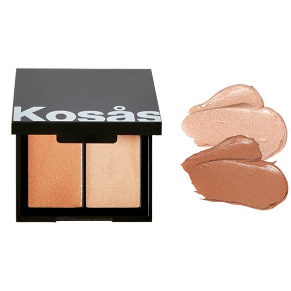 Kosas CRÈME blush and highlighter