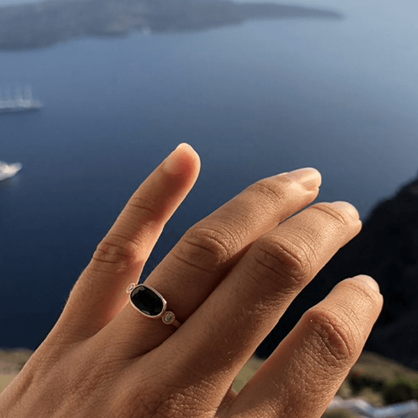 Jasmin Perez Wedding Engagement Ring