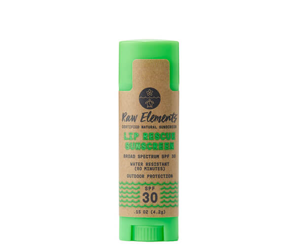 Raw Elements Lip Rescue SPF 30