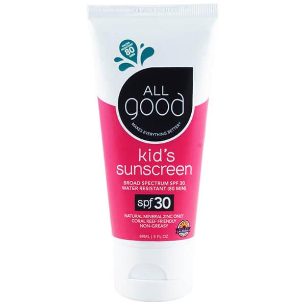 All Good Kid's Sunscreen Lotion SPF 30