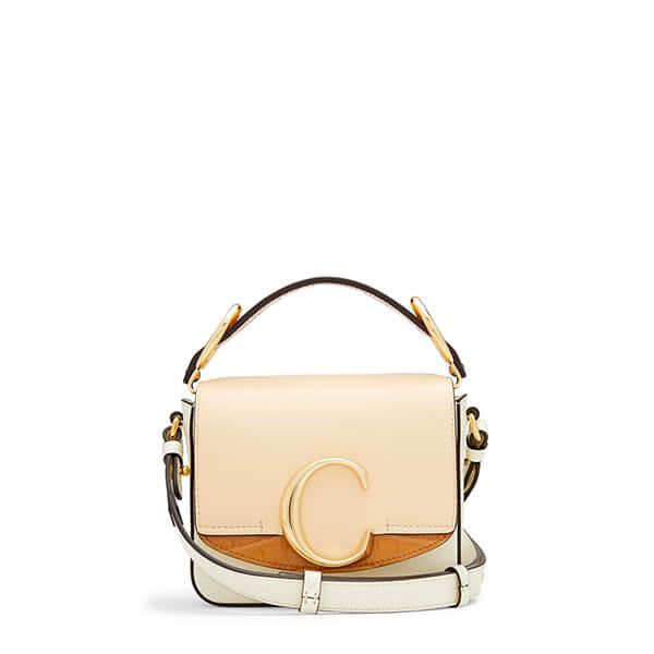 goop x Chloé C Shoulder Bag