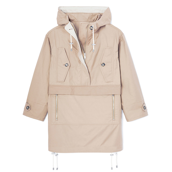 G. Label Nickolas Anorak