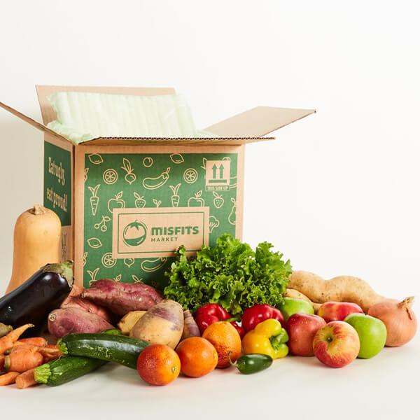 Misfit Fruit weekly produce delivery goop