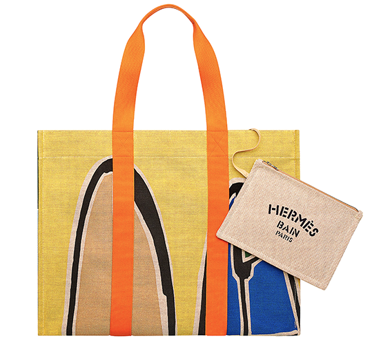 Hermes Beach Bag
