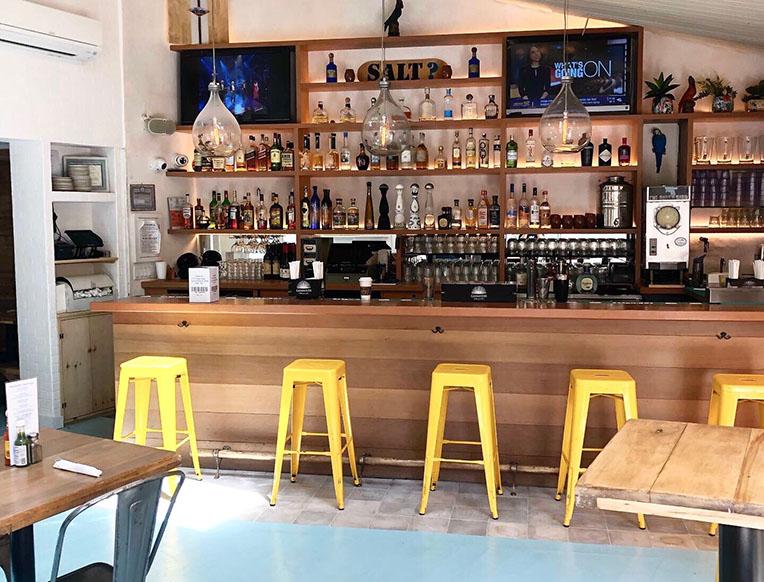 Blue Parrot Bar & Grill   Goop