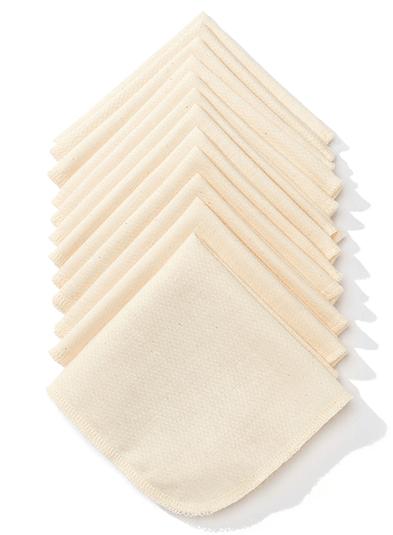 NATURAL LINENS BOUTIQUE organic unpaper towels