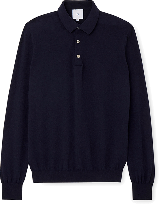 G. Label Men Jake Polo Sweater