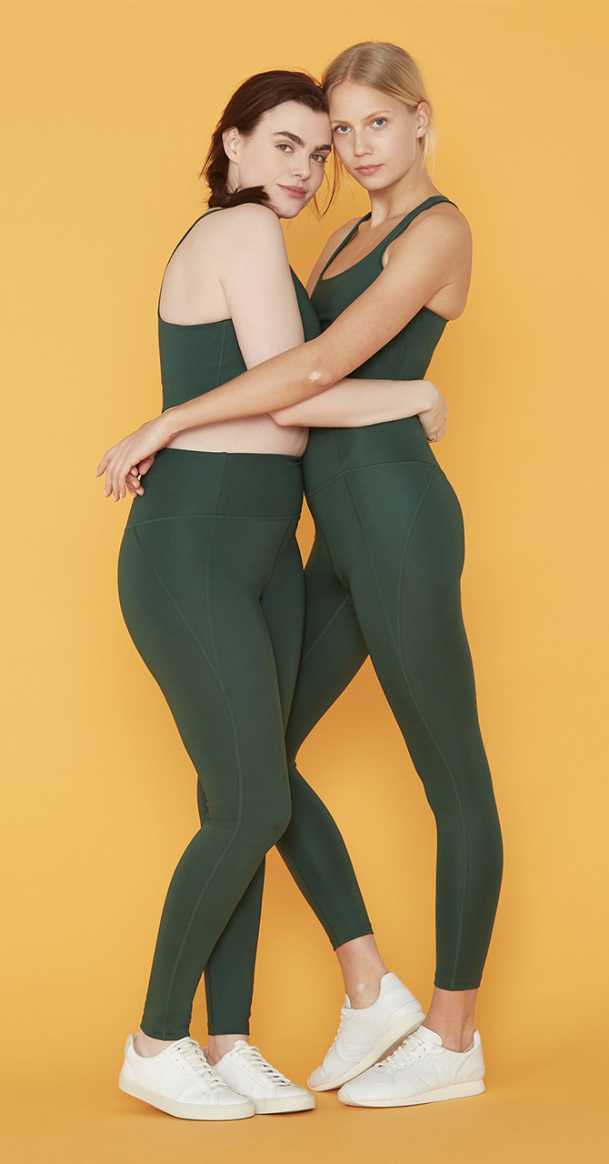 Girlfriend Collective High-Rise Compressive Legging