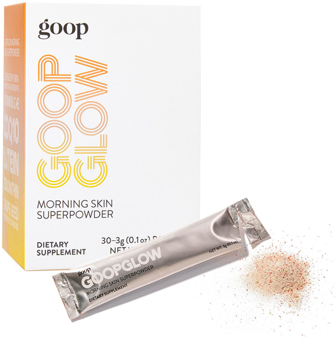GOOPGLOW Morning SUPERPOWDER