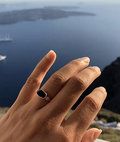 Jasmin Perez Wedding Engagement Ring