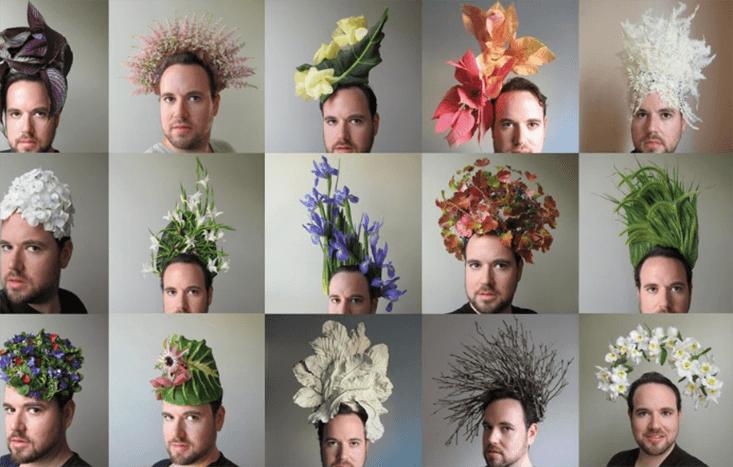 Joshua Werber Headpieces