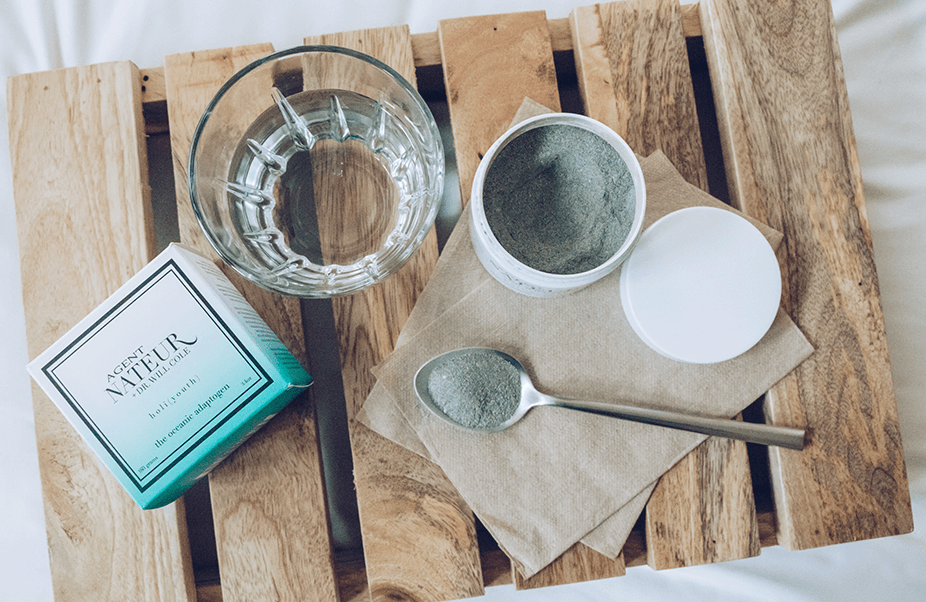 the oceanic adaptogen powder