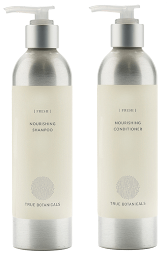 True Botanicals Nourishing Shampoo and Conditioner