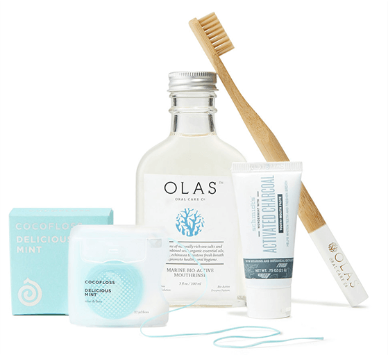goop Clean Teeth Kit