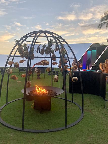 HERMÈs reopening party honolulu, hawaii