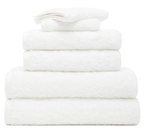 Coyuchi Cloud Loom Organic Towels, Set of 6