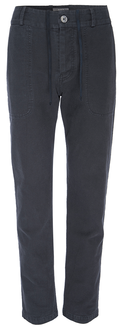 Kiln Patch Pocket Pant in Obsidian