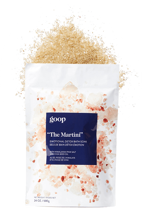 goop Beauty 'The Martini' Emotional Detox Bath