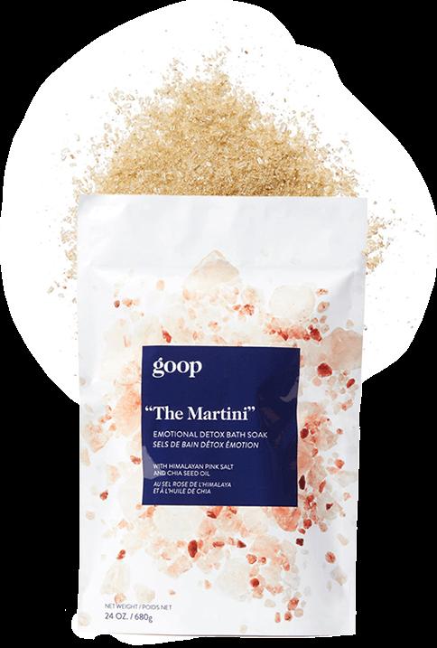 goop Beauty 'The Martini' Emotional Detox Bath