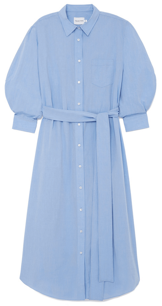 Fabiana Pigna Shirt-Dress