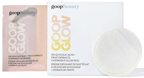 goop Beauty GOOPGLOW 15% GLYCOLIC OVERNIGHT GLOW PEEL