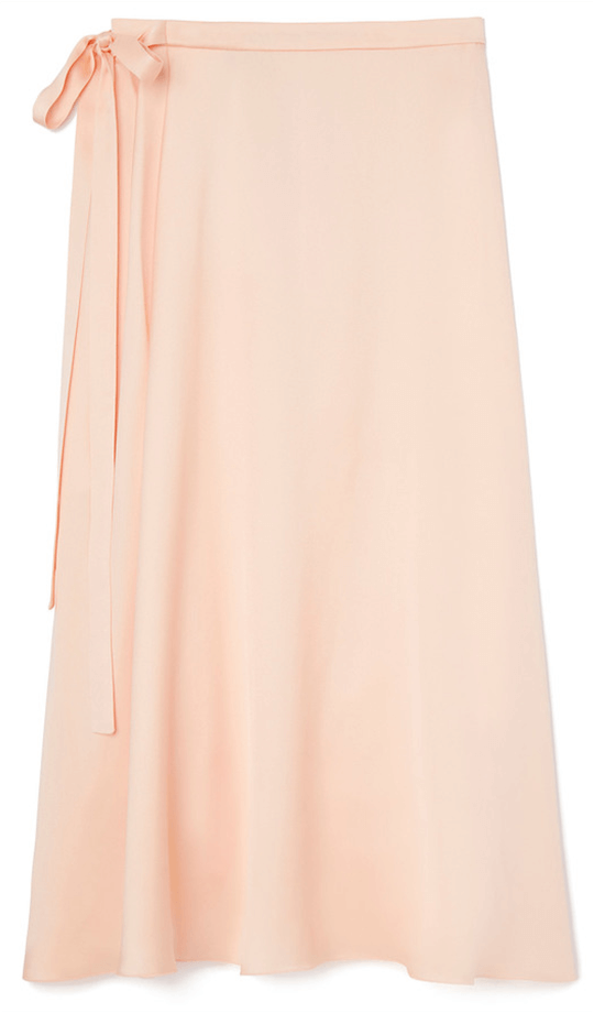 Rochas Osmanthus Skirt