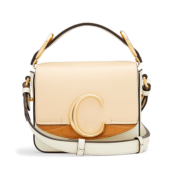 goop x Chloé c shoulder bag