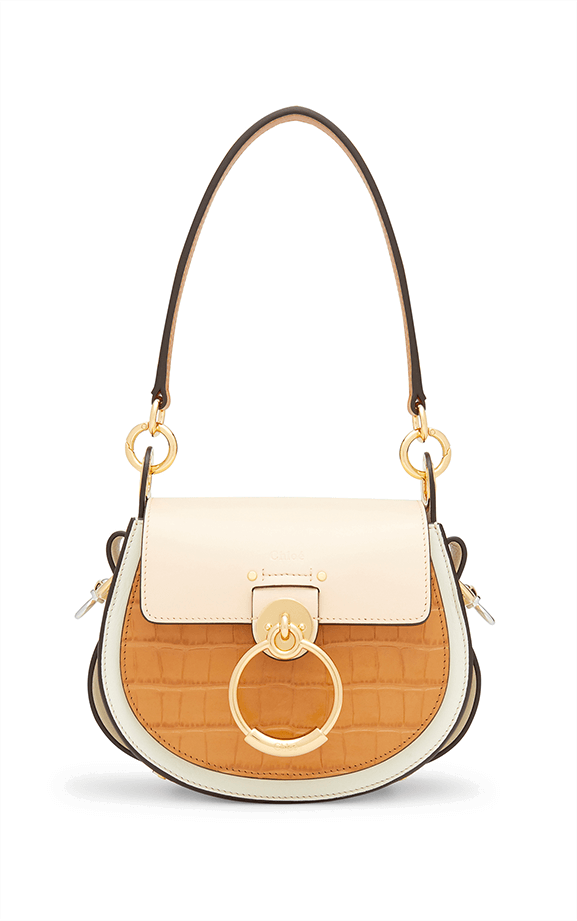 goop x Chloé small tess bag
