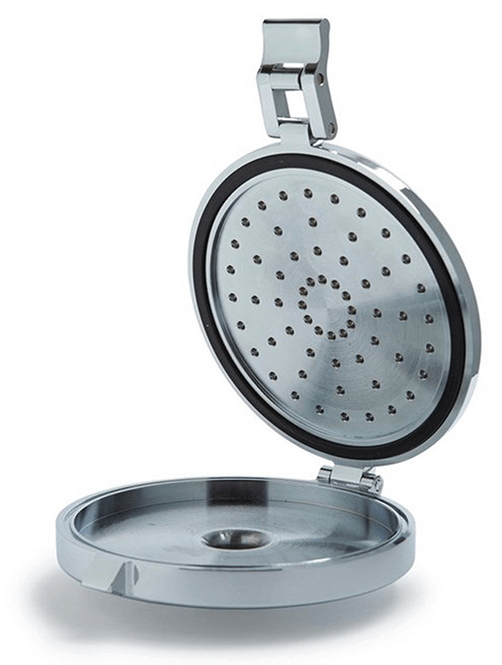 Shower Clear chrome shower head