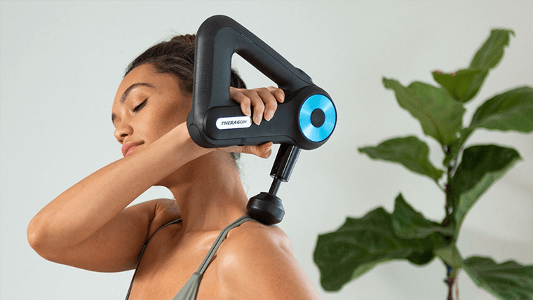 Theragun: A Massage Tool to Relieve Sore Muscles and Full-Body Tightness
