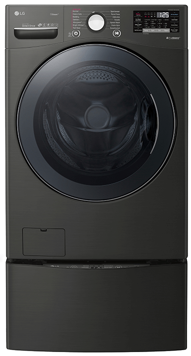LG 3900 Front Load Washer