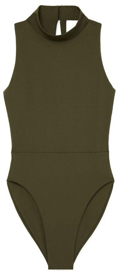 olive one piece