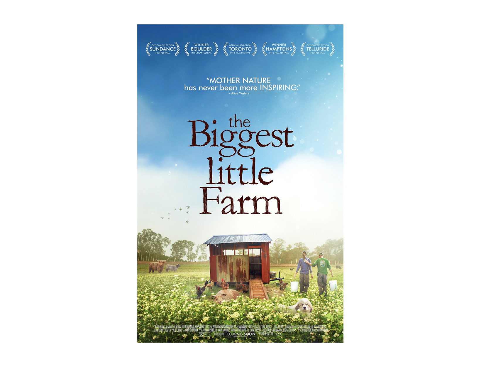 <em>The Biggest Little Farm</em>