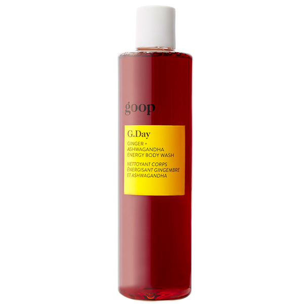 Ginger + Ashwaghanda Energy Body Wash