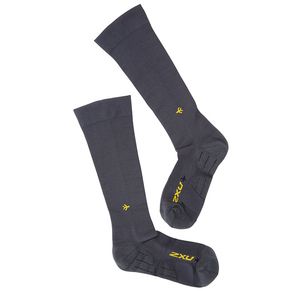 2XU Unisex Flight Compression Socks